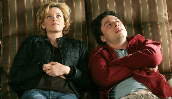 Scrubs stars Zach Braff and Elizabeth Banks recently reunited. What do you think? Did you watch the long-running medical sitcom?
