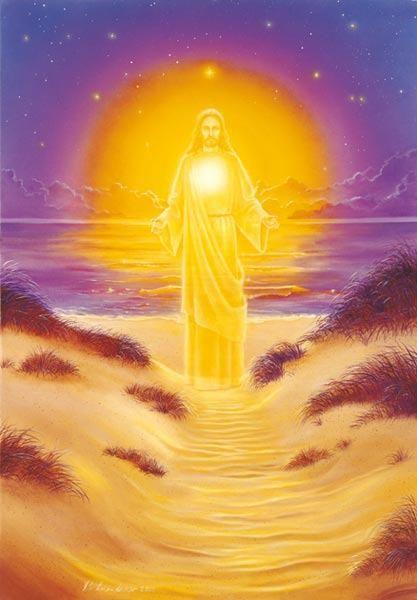Par Monique Mathieu Je ressens une magnifique énergie douce qui m'enveloppe totalement. C'est l'énergie de Celui que nous avons appelé Jésus. Je ne Le vois pas comme d'habitude. Je ressens surtout …