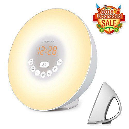 Top 10 Light Alarm Clocks Of 2021 No Place Called Home Sunrise Alarm Clock Alarm Clock Light Alarm Clock