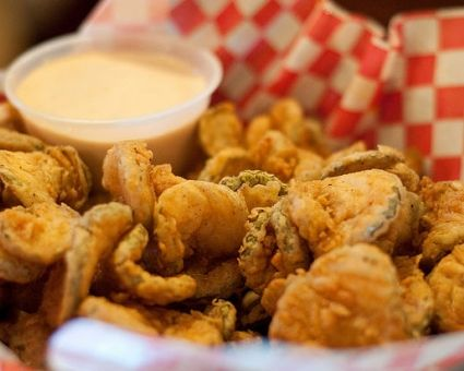 West Egg's Fried Pickles Recipe