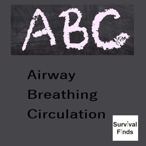 The Abc S Of First Aid Check Airway Breathing And Circulation Firstaid Abc Circulation First Aid
