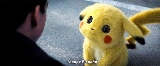 Detective Pikachu Cute Pikachu Pikachu Wallpaper Pikachu