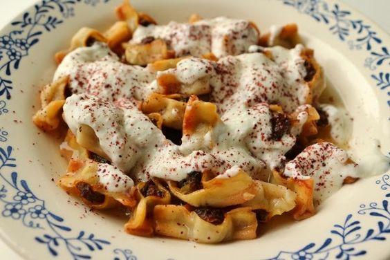 Mission food the greatest dish on earth manti armenian for Armenian cuisine