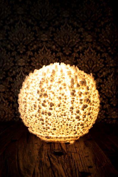 Daniel MacDonald - orbis lamp