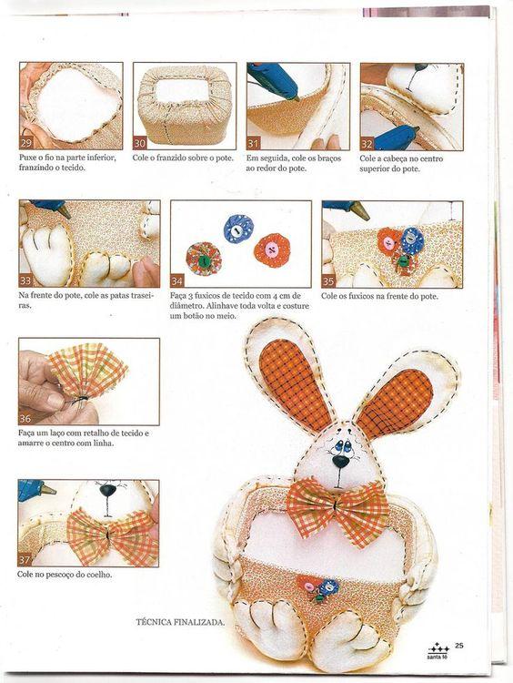 cestas de pote sorvete - Pesquisa Google: