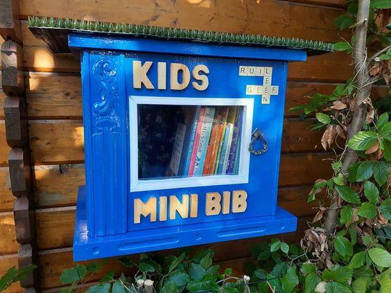 Kids mini bib Duffel