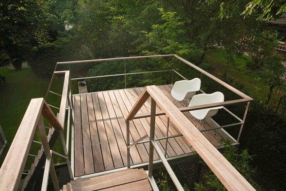 ▷ 1001+ conseils et design pratiques pour construire une terrasse - construire sa terrasse bois