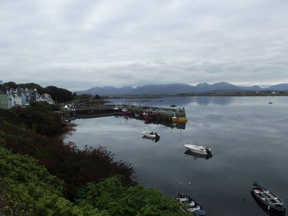 one of the day trips to take when staying in #Connemara