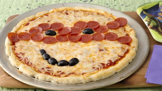 teenage mutant ninja turtle pizza: