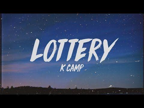 K Camp Lottery Lyrics Renegade Renegade Renegade Youtube In 2020 K Camp Renegade Lyrics Lottery
