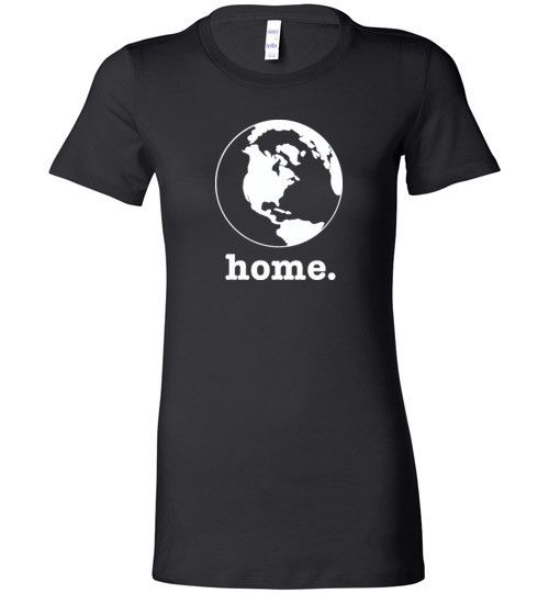 Earth is Home - Womens
