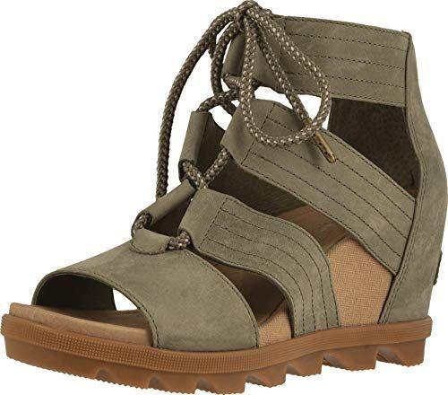 sorel wedge sandals sale