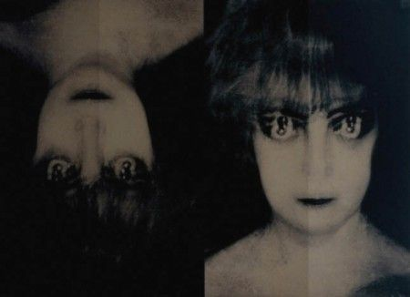 The Marchesa Casati photographed by Man Ray.: