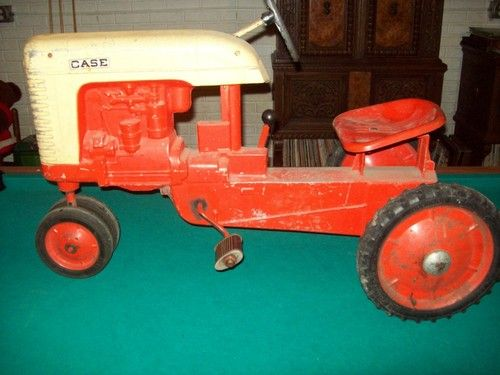 Case Pedal Tractors : Case pedal tractor riding toys pinterest