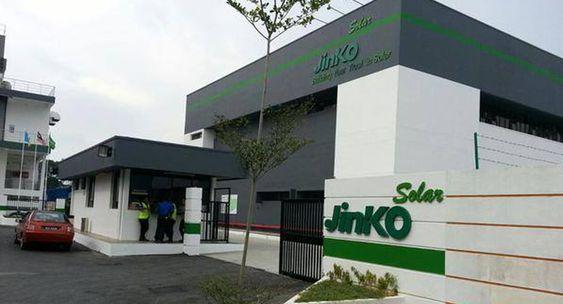 Nhà máy Jinko solar