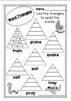 Worksheets Ai Ay Worksheets ai ay worksheets phonics and sounds by coreenburt teaching