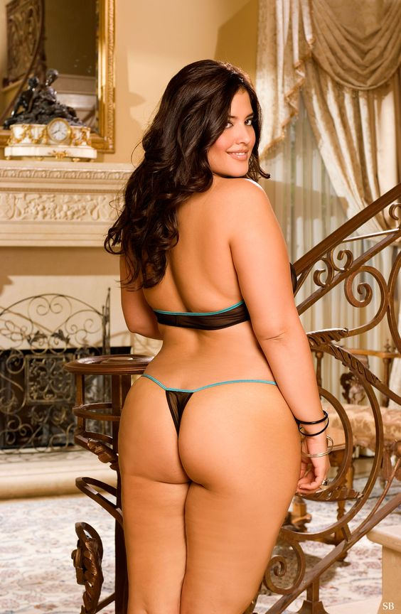 Plus size model denise bidot consider, that
