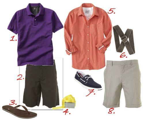 Men's clothing trends for warm weather in 2010 ...