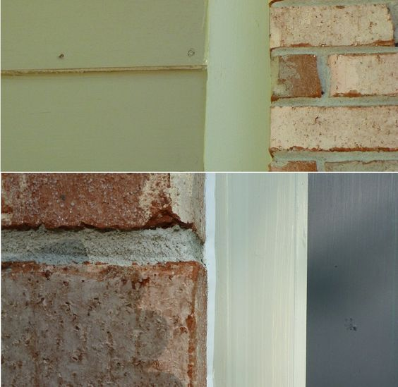 paint colors for our pink brick house exterior ideas