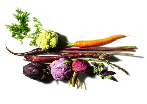 Savory salads & Veggies