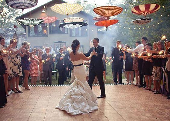 Un mariage cirque vintage: