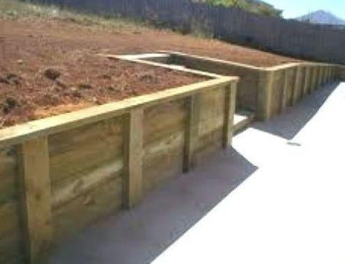 Pin On Retaining Walls