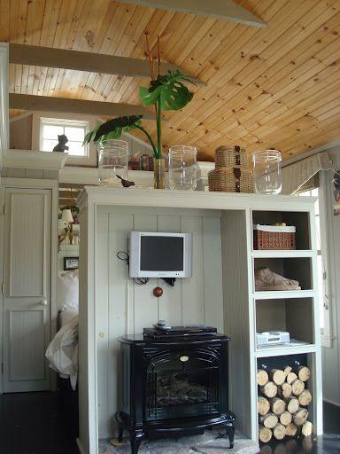 Studio room divider idea living room ideas pinterest for Studio room divider