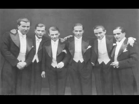 Comedian Harmonists - In der Bar zum Krokodil - YouTube