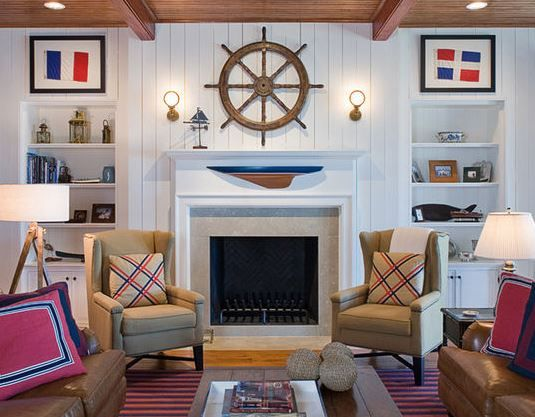 101 Indoor Nautical Style Lighting Ideas Nautical Interior