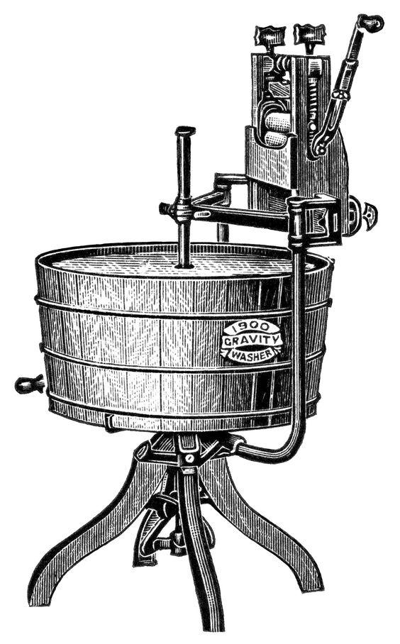 Old Fashioned Printing Rub