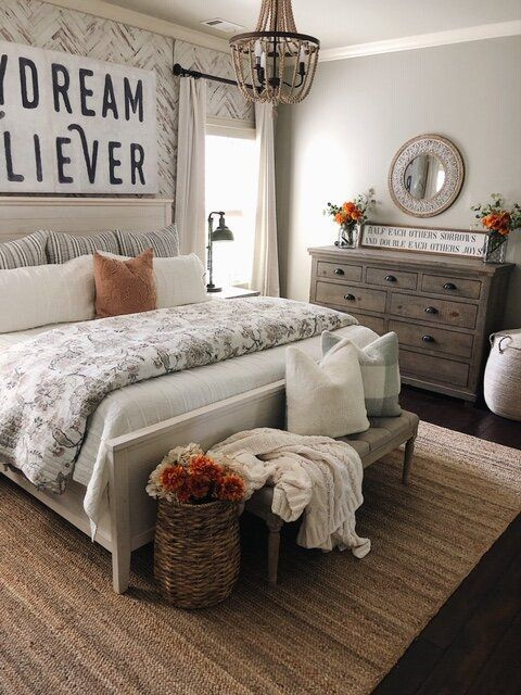 The Must Have Checklist For A Dreamy Master Bedroom Master