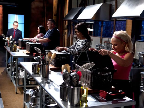 Watch home cooks prove they can compete like the pros on a new #Chopped tonight at 10|9c!