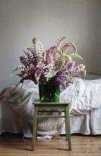 wild lupin bouquet