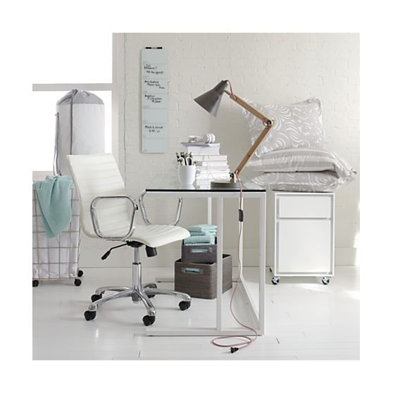 Pinterest The worlds catalog of ideas – Crate and Barrel Desk Lamp
