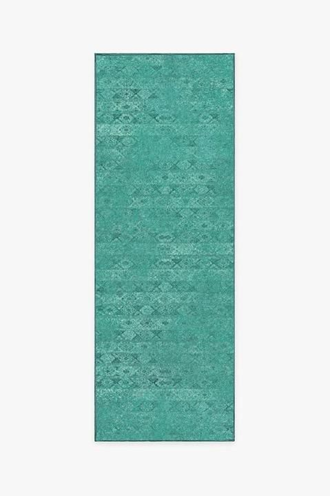 Gabbeh Teal Blue Rug Blue Rug Washable Area Rugs Rug Stain