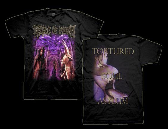 cradle of filth midian asylum t shirt for. Black Bedroom Furniture Sets. Home Design Ideas