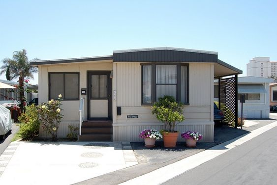 Mobile Home Exteriors Home Exterior Makeover And Home Exteriors On Pinterest