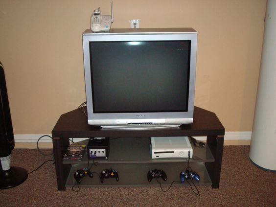 We provide Xbox-360 and WII games systems.  (Games can be rented from local stores.)