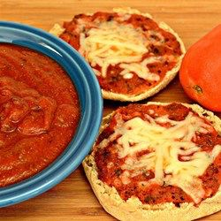 Easy No-Cook Pizza Sauce