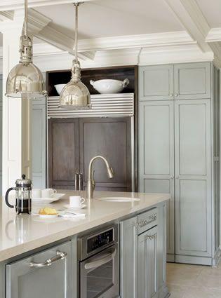 cabinet color <3