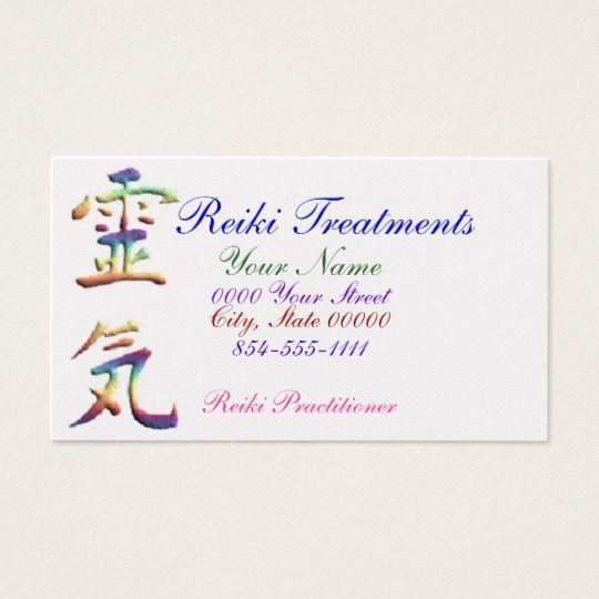 Image Result For Reiki Business Card Ideas Place Card Holders Cards Reiki Business