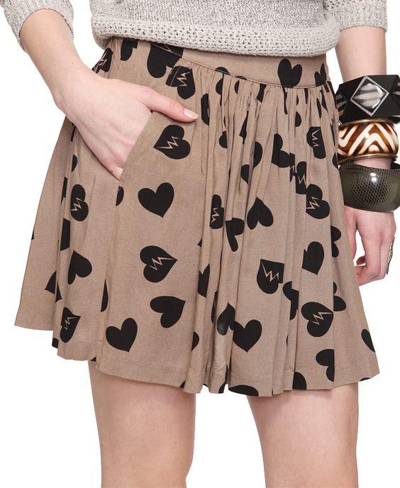 heartbreaker skirt $18