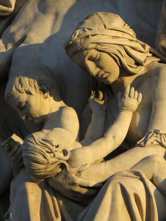 La Paix de 1815. Arc de Triomphe de l'Etoile - Paris 8