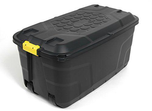 Xxl Transport Aufbewahrungs Kissenbox Aus Robustem Kunststoff