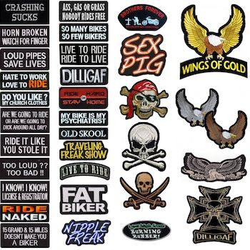 Meaning Of Hells Angels Patches   Hells Angels MC ...