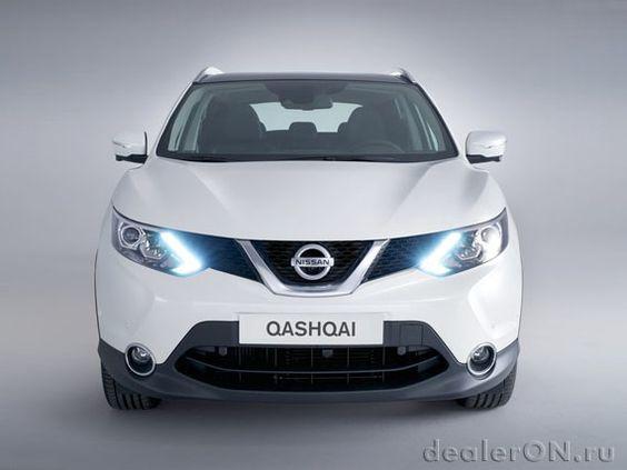Кроссовер Nissan Qashqai 2014 / Ниссан Кашкай