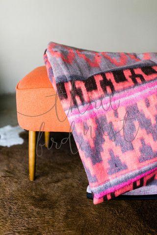 Southwestern Oversized Blanket by Three Bird Nest   Bohemian Clothing