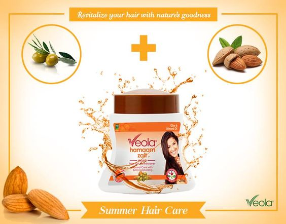 Pamper your hair with this rejuvenating hot oil conditioner this summer and make your hair feel alive again!