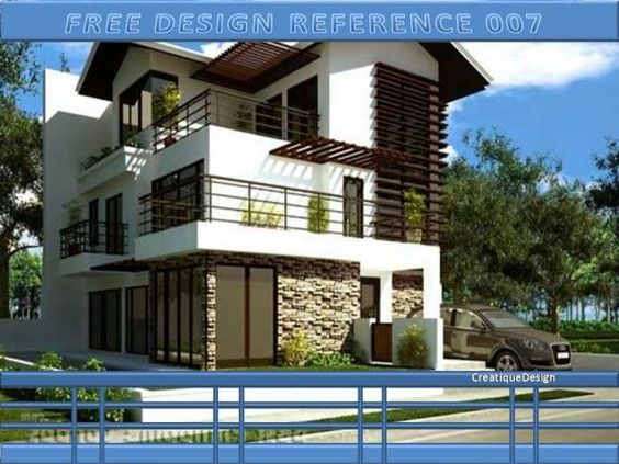 modern house - Google Search