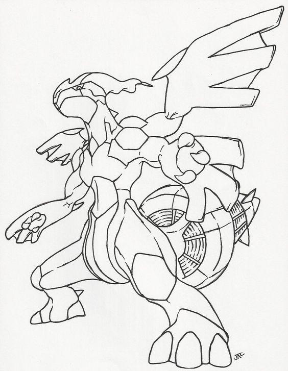 Zekrom Line Art By Neodragonarts Pokemon Coloring Pages Pokemon Coloring Cute Dragon Drawing